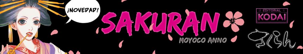 Banner SAKURAN